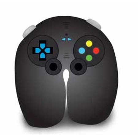 Travel Pillow Video Game Controller