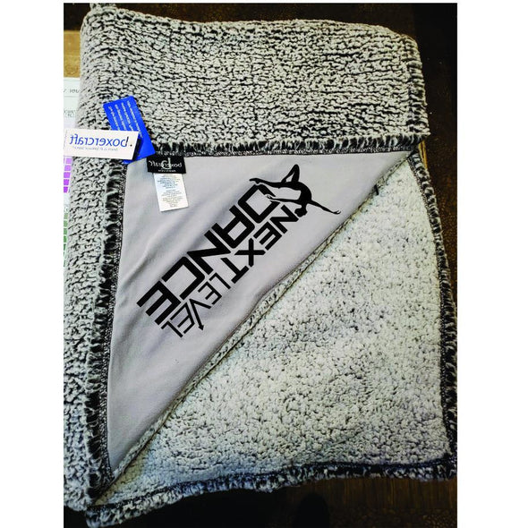Next Level (B) Sherpa Blanket