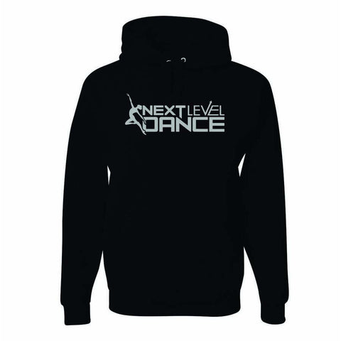 Next Level (S) Black Pullover Hood