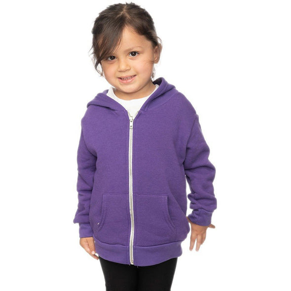 Toddler Fashion Zip