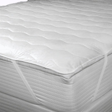 Quilted Mattress Pad w/Anchor Band