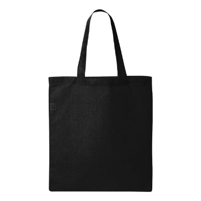 Q-Tees Economical Tote Bag