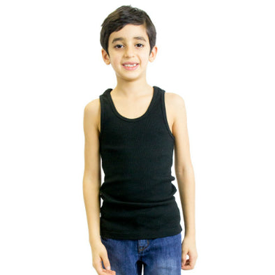 Royal Apparel Youth 2X1 Rib Tank