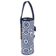 Cooler Bottle Tote-Azule