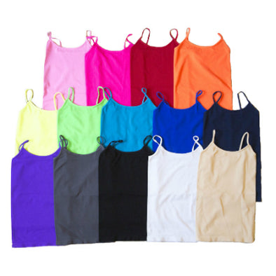 Girls Full Cami (7-10)