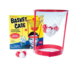 Basket Case: Headband Hoop Game