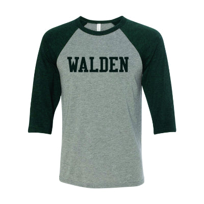 Walden Solid Bella Baseball Tee