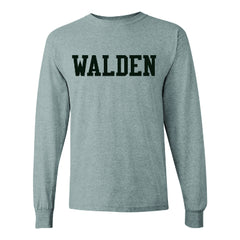 Walden Solid Long Sleeve Tee