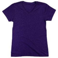 Youth Triblend V-Neck Tee