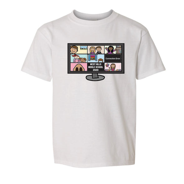 2020 West Hills Middle Zoom Tee