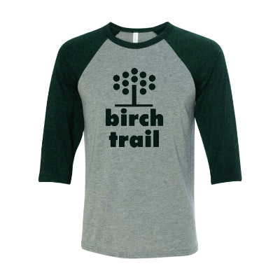 Birch Trail Bella Baseball Tee