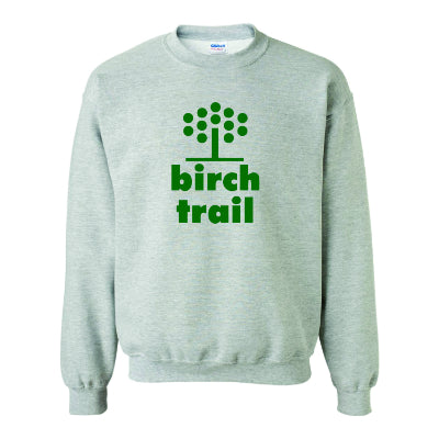Birch Trail Crew Neck Sweatshirt