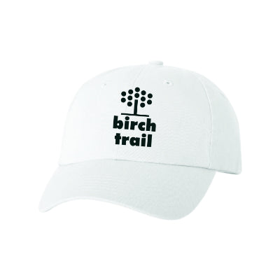 Birch Trail Embroidered Baseball Cap