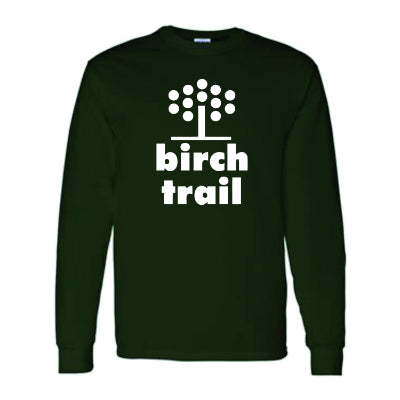Birch Trail Long Sleeve Tee