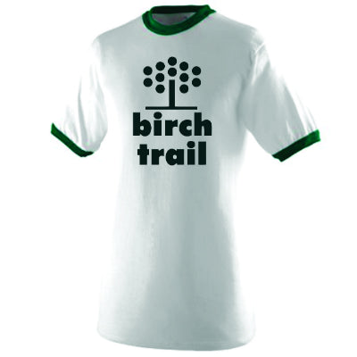 Birch Trail Ringer Tee