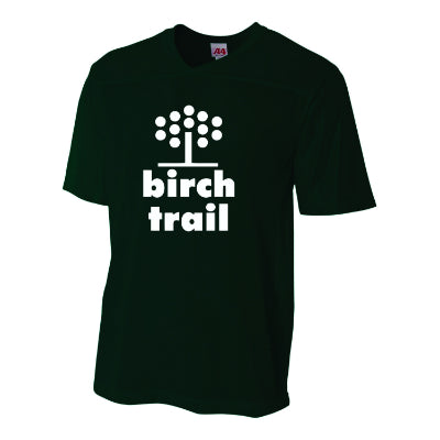 Birch Trail V Neck Football Jersey