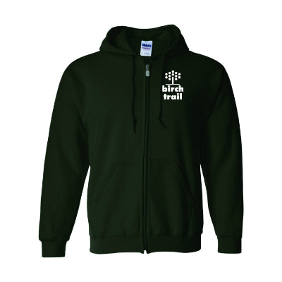Birch Trail Full Zip Hoodie