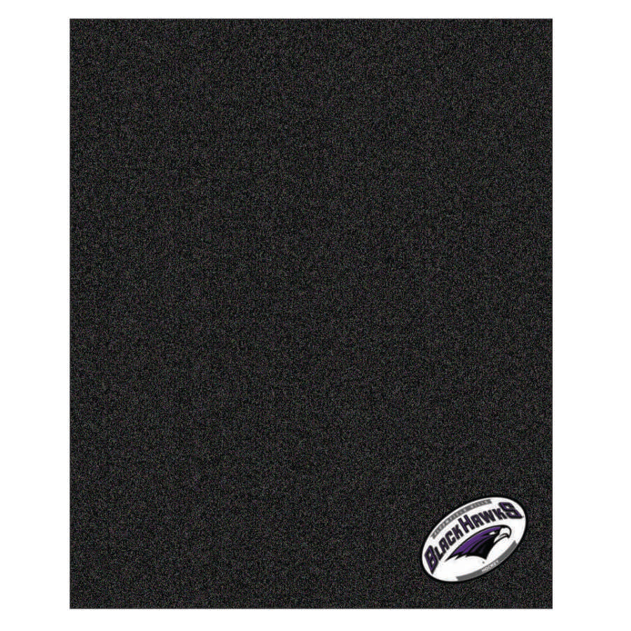 BHHS Hockey Heather Black Special Blend XL Blanket