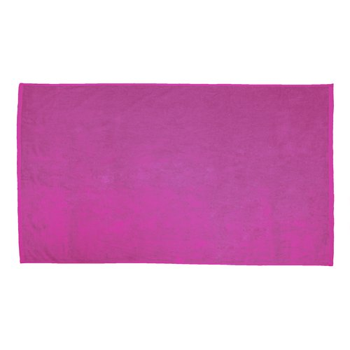 Hot Pink Terry Towel