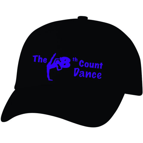 8th Count Dance (P)Embroidered Dad Cap