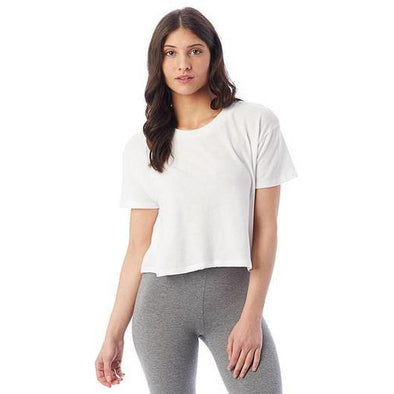 Cropped T Shirt Junior