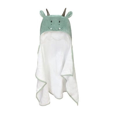 dragon terry hooded towel