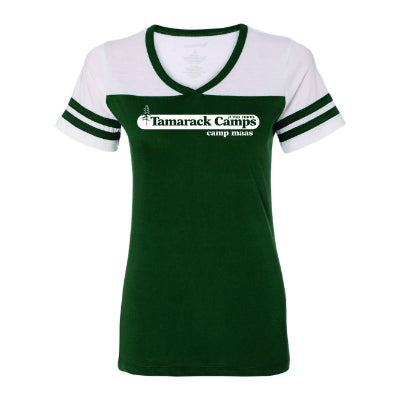 Tamarack Women's Powder Puff Baseball Tee