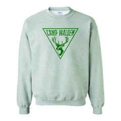 Walden Deer Crew Neck Sweatshirt