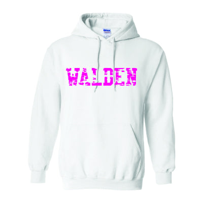 Walden Distressed Pullover Hoodie