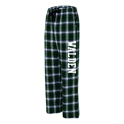 Walden Solid Flannel Pant
