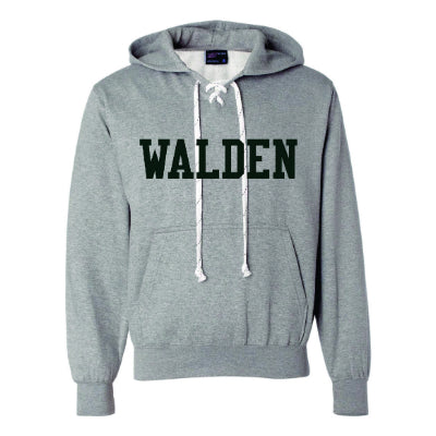 Walden Solid Hockey Hooded Sweatshirt