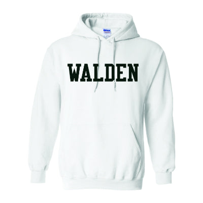 Walden Solid Pullover Hoodie