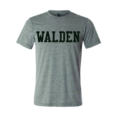 Walden Solid Triblend Tee