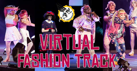 Tekko Virtual Fashion Track Header