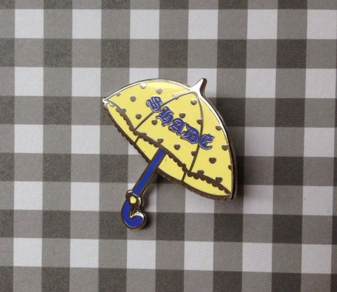 Shade Pin,  Enamel Pin, A Gato Designs gothic kawaii sweet japanese street fashion japan decora Lolita Collective