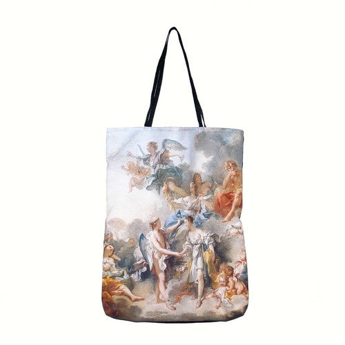 Old Masters Series Totebag,  Bag, Eat Me Ink Me gothic kawaii sweet japanese street fashion japan decora Lolita Collective