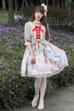 Masquerade Ballet Onepiece in Light Blue,  Onepiece, Baby Ponytail gothic kawaii sweet Lolita Collective