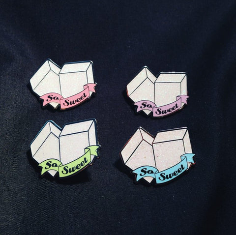 So Sweet Pin (4 Colors)