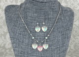 Scales Necklace Set (2 Colors)
