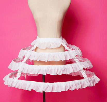 Adjustable Hoop Petticoat