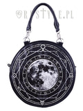 Luna Round Handbag,  Bag, Restyle gothic kawaii sweet Lolita Collective