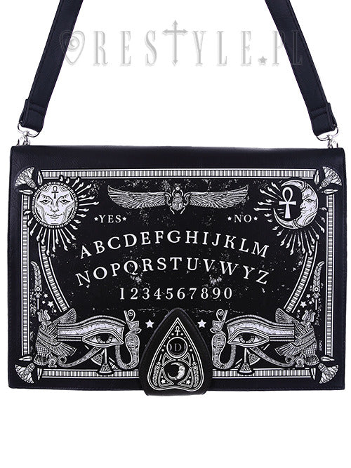 Ouija Board Bag,  Bag, Restyle gothic kawaii sweet japanese street fashion japan decora Lolita Collective