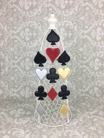 Card Suite Clip (3 Colors)