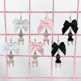Fancy Chair Earrings (3 Colors)