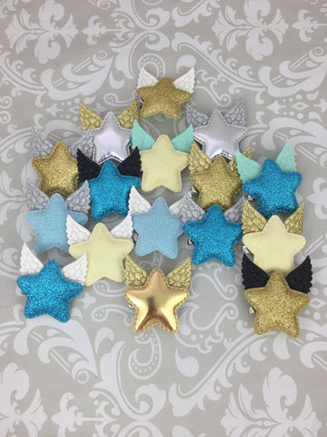 Wing Star Single - Small Size (6 Stars, 5 Wing Colors)