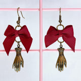 Victorian Hand Earrings (4 Colors)