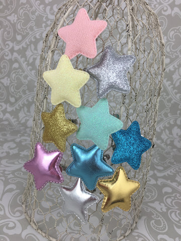 Single Star Clip (10 Colors)