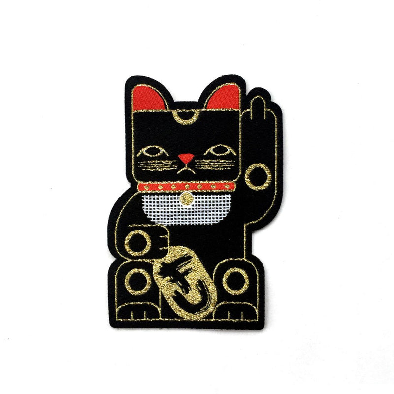 Goodbye Kitty Patch (2 Colors),  Enamel Pin, Amar&Riley gothic kawaii sweet japanese street fashion japan decora Lolita Collective