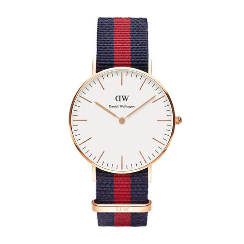 Classic Oxford 36mm Rose gold