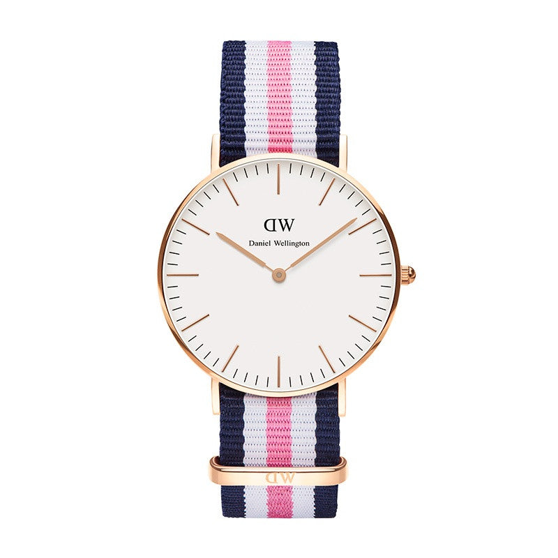 Classic Southampton 36mm Rose gold